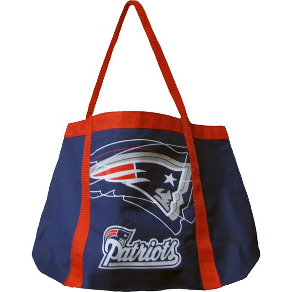 Patriots Heavy Canvas Tote Bag