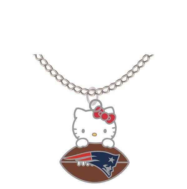 Hello Kitty Football Necklace