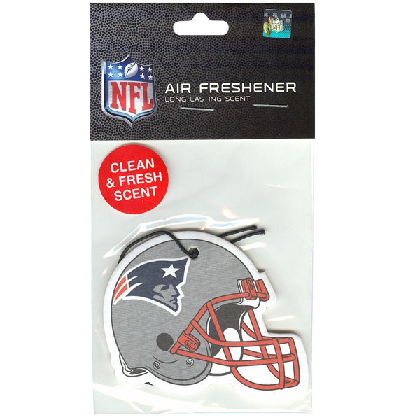 Patriots Helmet Air Freshener