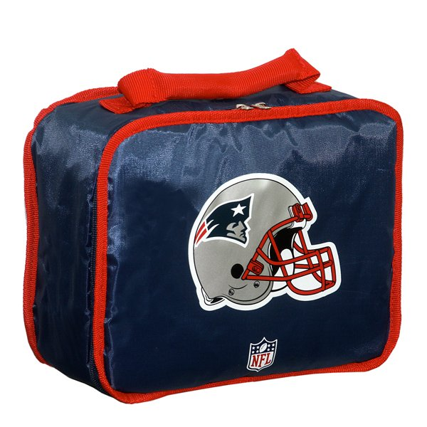 Patriots Helmet Lunch Break Cooler-Navy