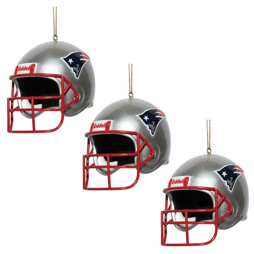 Helmet Ornament 3 Pack