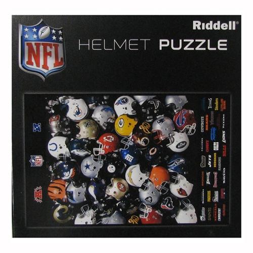 NFL Helmet Puzzle