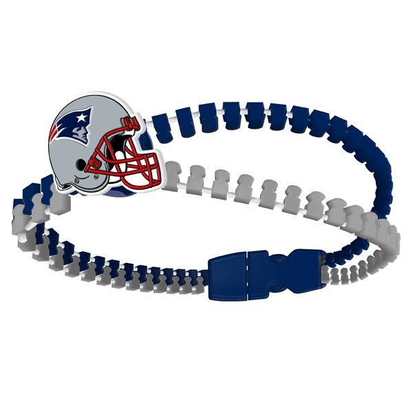 Helmet Zipper Bandz Bracelet
