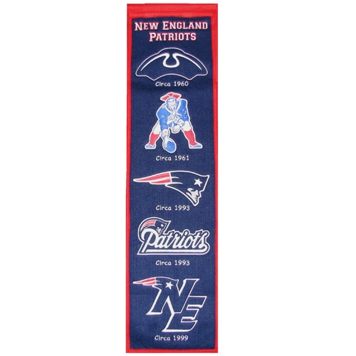 Patriots Heritage Logo Banner