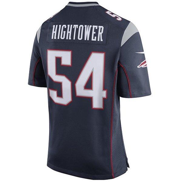 Nike Donta Hightower 54 Game JerseyNavy