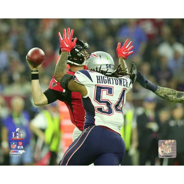 Super Bowl LI Hightower Strip 8x10 Photo