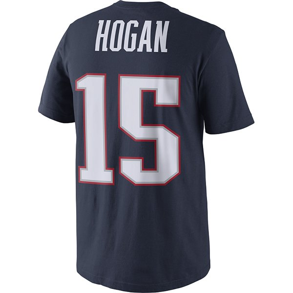 Nike Hogan Name and Number Tee