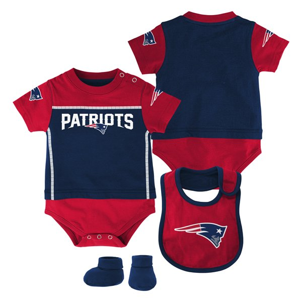 Infant Lil Jersey 3pc Set