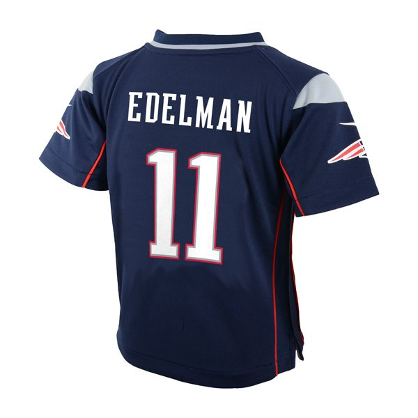 2014 Infant Nike Julian Edelman Jersey-Navy