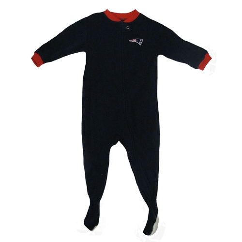 Infant Blanket Sleeper-Navy