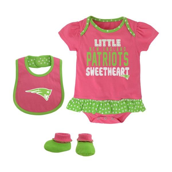 Infant LiL Sweet 3 Piece Set-Pink