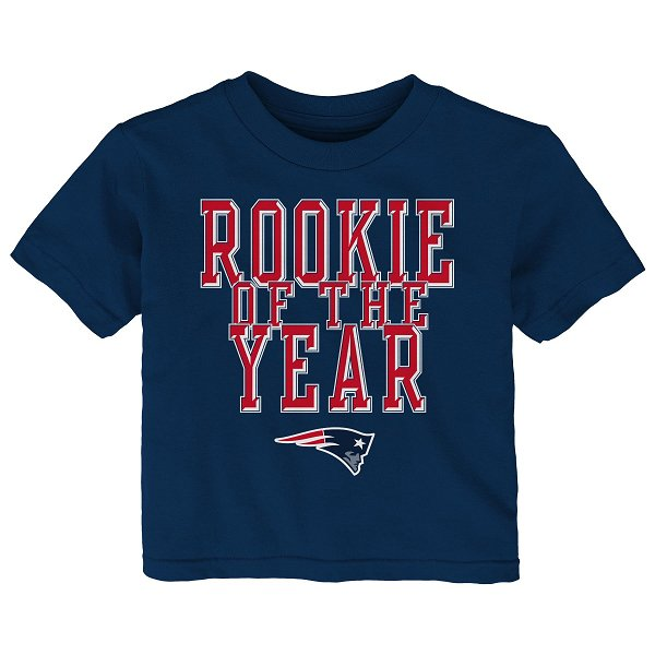 Infant Rookie of the Year Tee-Navy