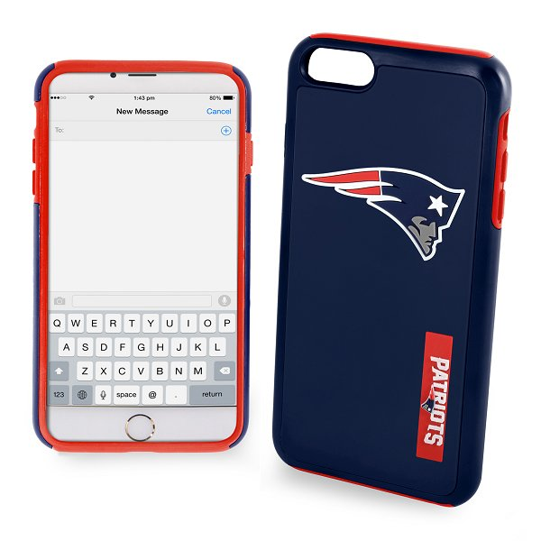 Patriots Dual Hybrid Cover-iPhone 7