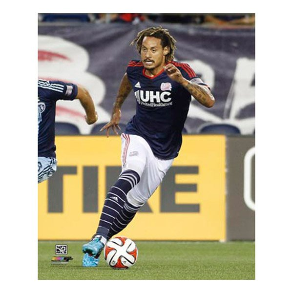 Jermaine Jones 8x10 Carded Photo