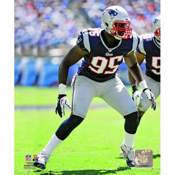 Chandler Jones 8x10 Carded Photo