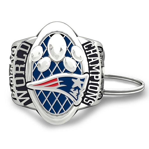 Super Bowl LI Champions Elite Key Ring
