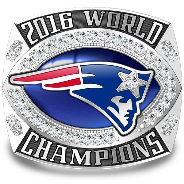 Super Bowl LI Deluxe Fan Ring
