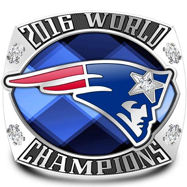 Super Bowl LI Champions Fan Ring