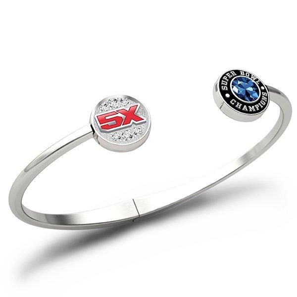5X Champions Hinge Bracelet