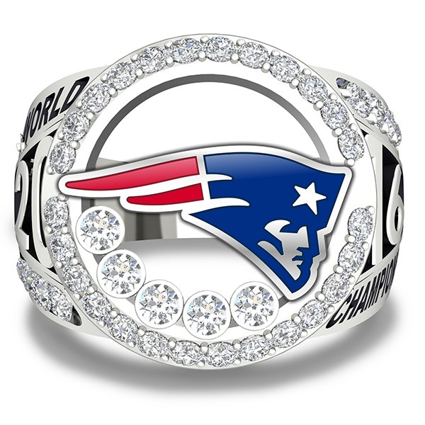 Super Bowl LI Champions Premier Fan Ring