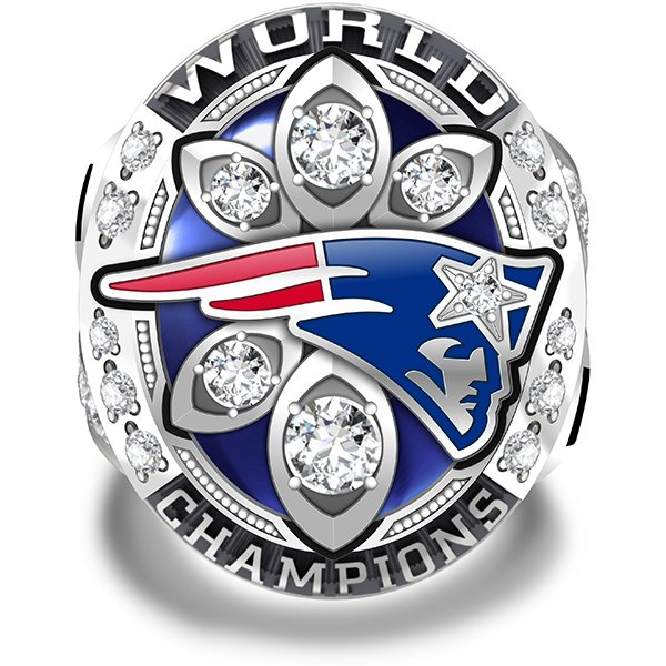 Super Bowl LI Champions Ultimate Fashion Ring