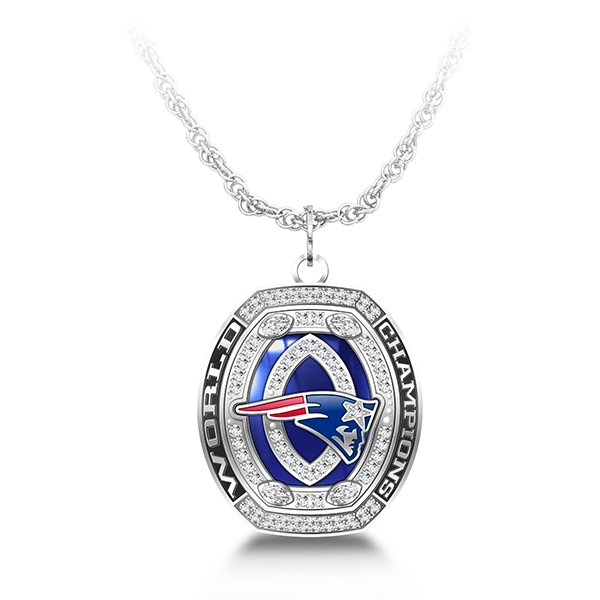 Super Bowl LI Ultimate Ring Top Pendant