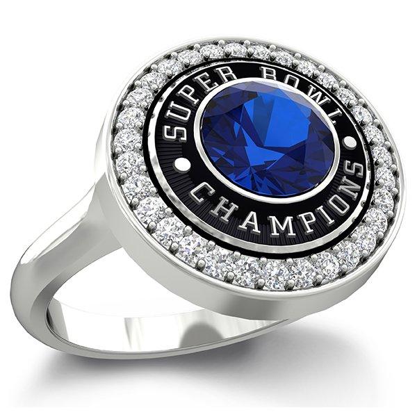 Ladies Super Bowl LI Champions Fan Ring