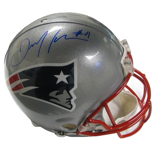 Julian Edelman Signed Authentic Helmet