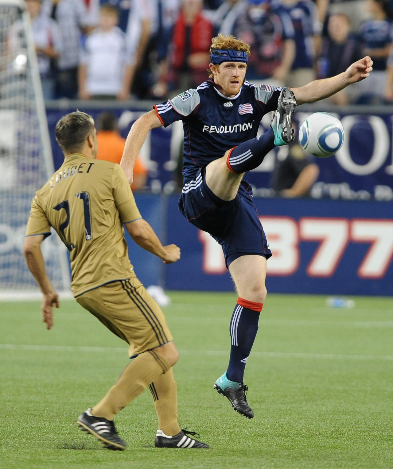 Pat Phelan vs. Philadelphia Union