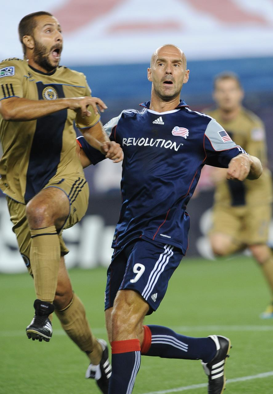 Ilija Stolica vs. Philadelphia Union
