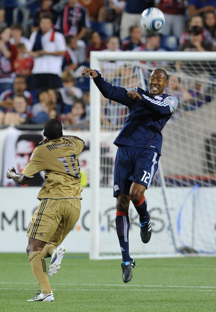 Cory Gibbs vs. Philadelphia Union