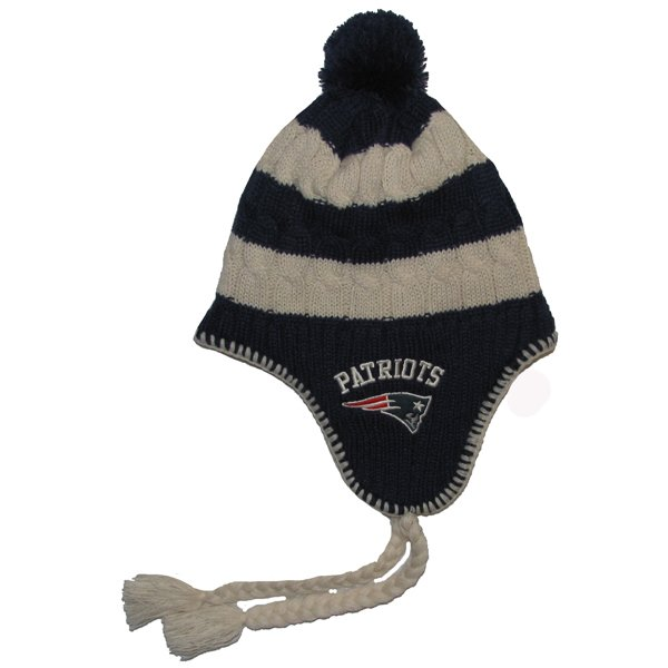 Ladies Patriots 47 Brand Sherpette Knit