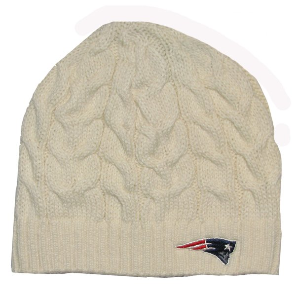 Ladies Patriots 47 Brand Kincaid Knit Hat