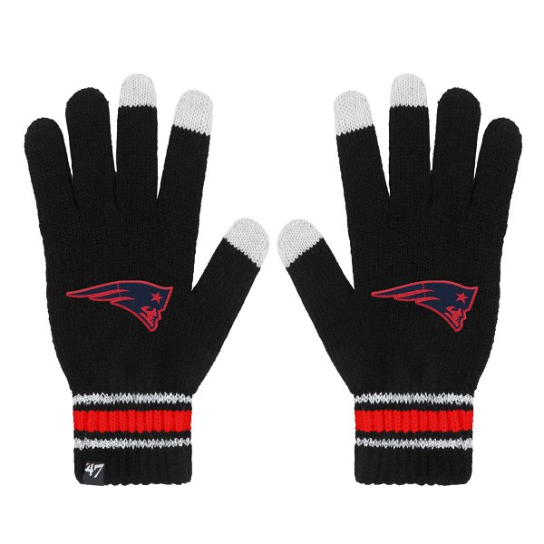 Ladies '47 Ellie Touch Gloves-Navy