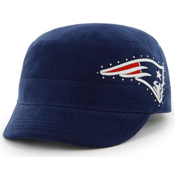 Ladies Patriots '47 Brand Facet Fidel Cap
