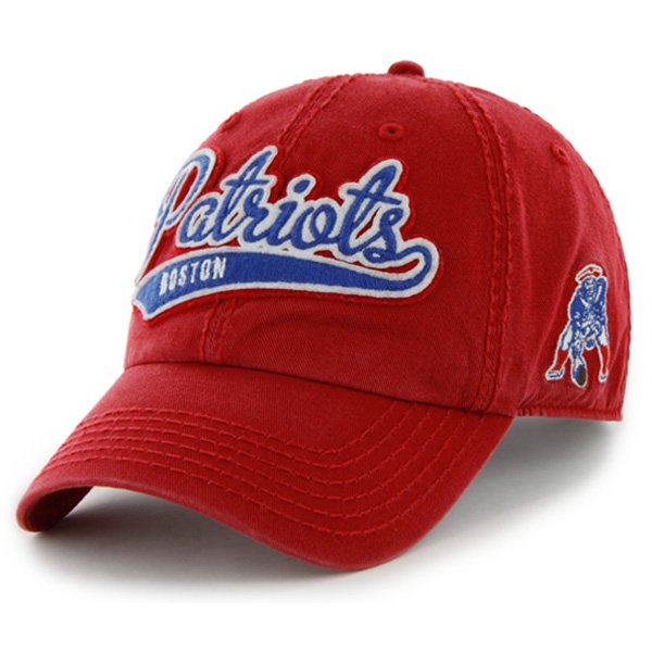 Ladies Throwback '47 Brand Whiplash Cap-Red