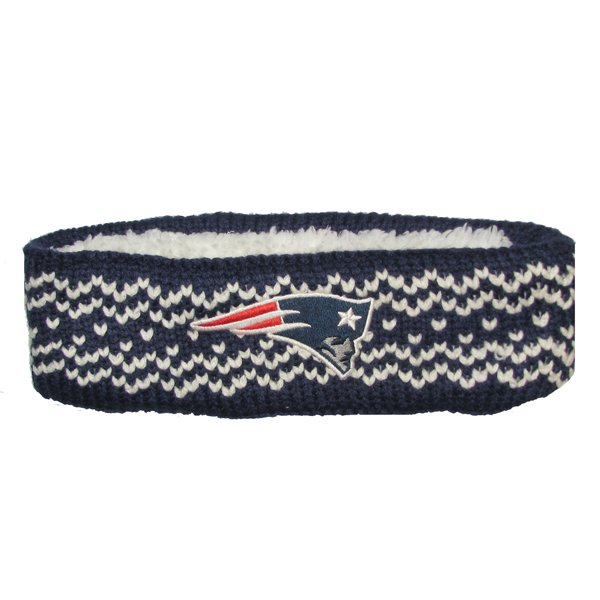 Ladies 47 Brand Fair Isle Headband