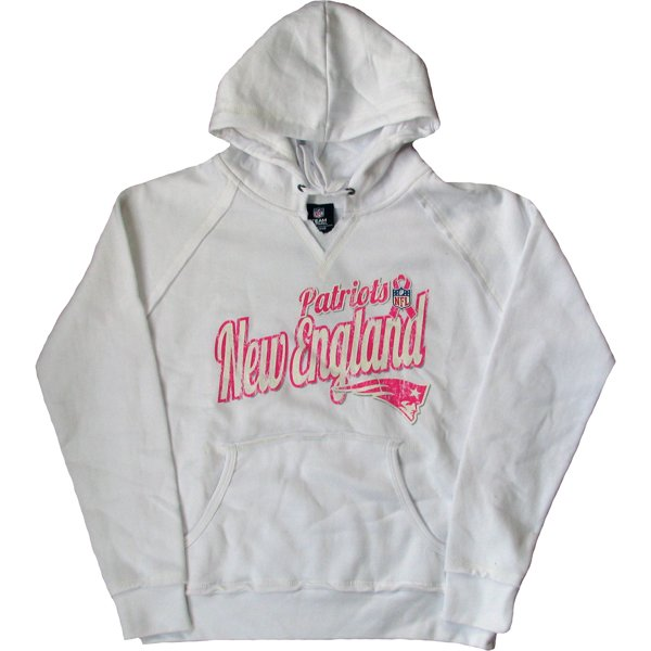 Ladies 5th BCA Hood-White