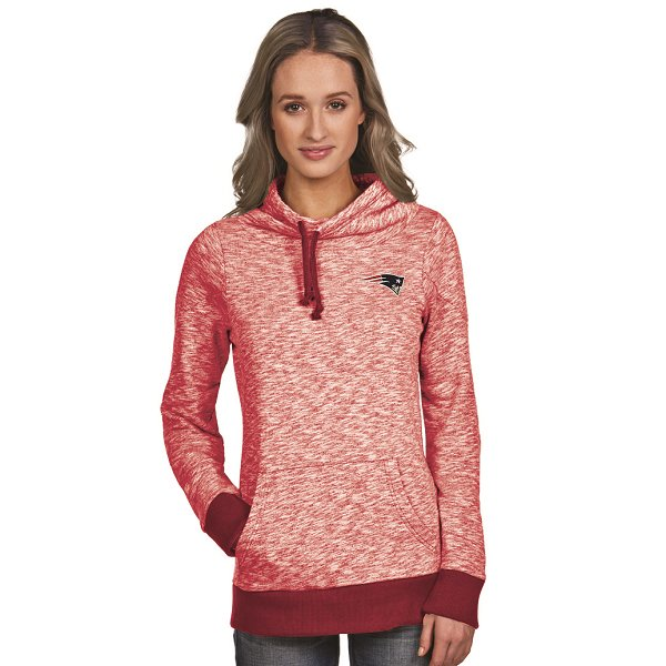 Ladies Swift Long Sleeve Top-Red
