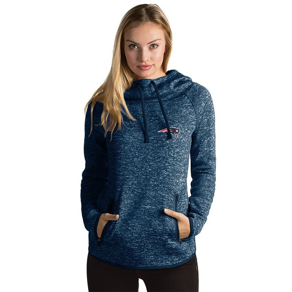 Ladies Recruit Hood-Navy