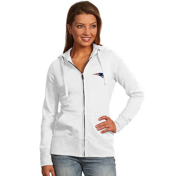 Ladies Patriots Signature Hood-White