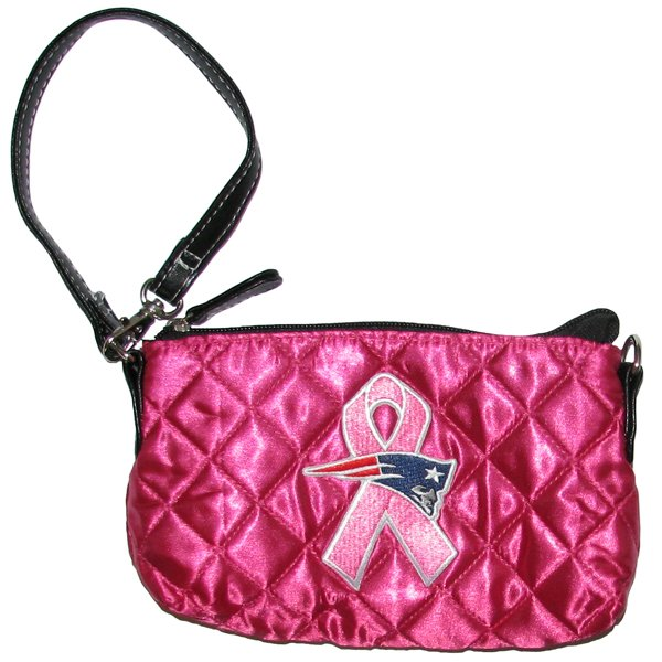 Ladies BCA Quilted Wristlet