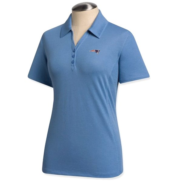 Ladies CB Polo-Sea Blue