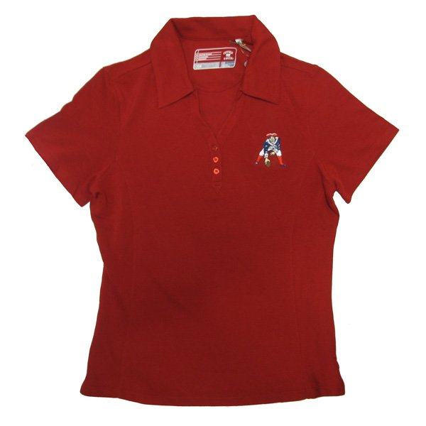 Ladies CB Throwback Drytec Polo
