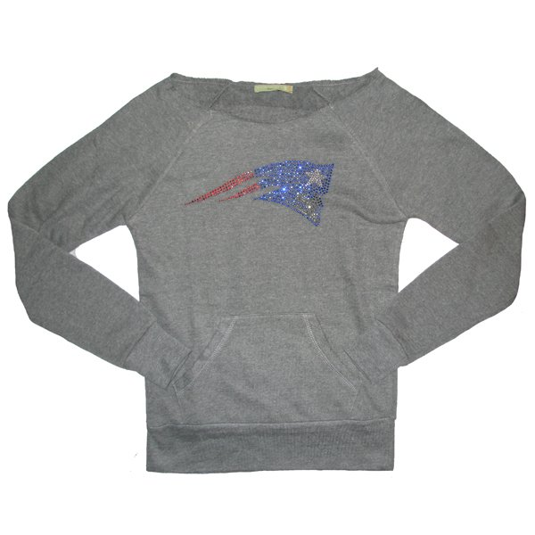 Ladies Cuce Crystal Sweatshirt