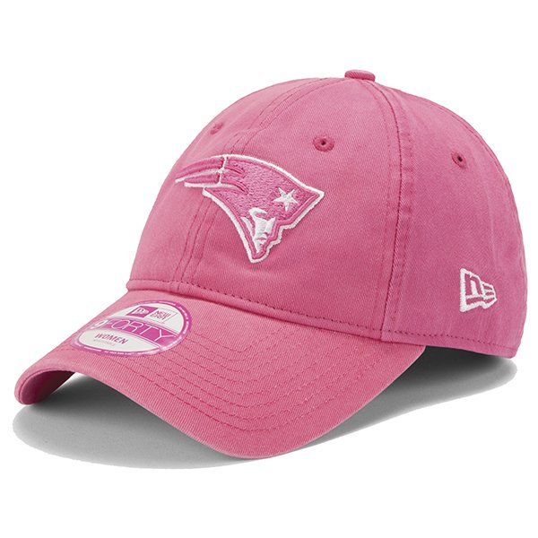 Ladies New Era Ess 9Forty Blush Cap