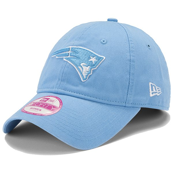 Ladies New Era Ess 9Forty Periwinkle Cap