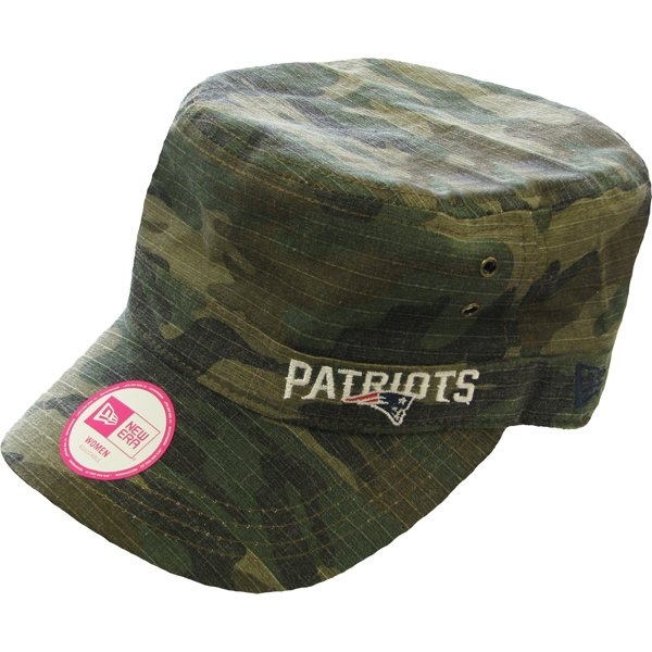 Ladies New Era Camo Fever Cap