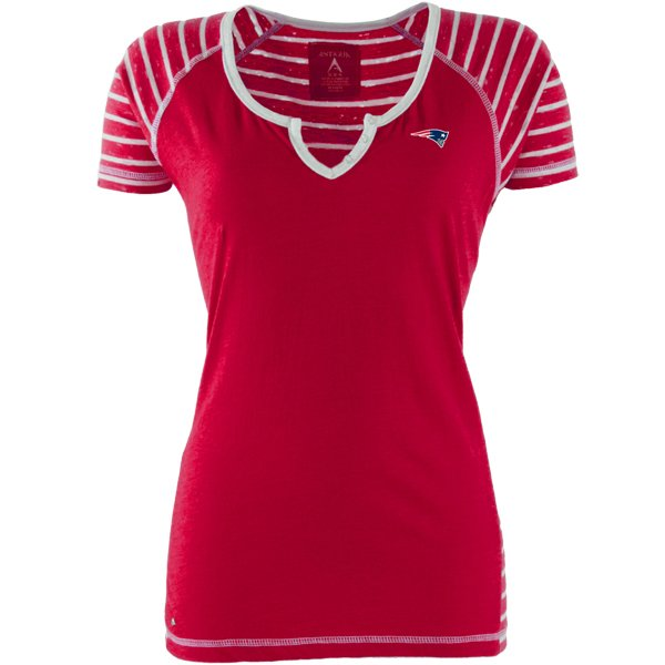 Ladies Aim Top-Red