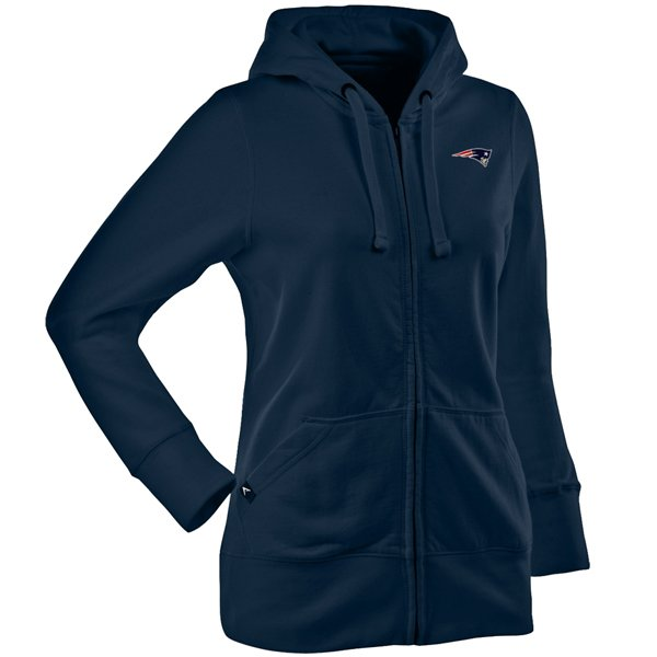 Ladies Patriots Signature Hood-Navy